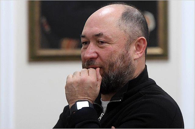 Режиссер и продюсер Тимур Бекмамбетов.