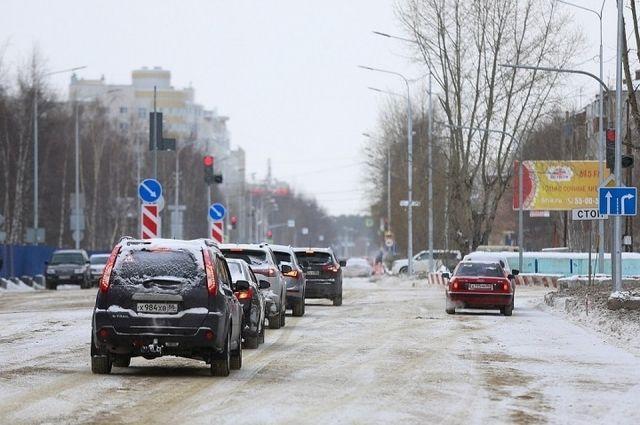 Новые дороги в Сургуте разгрузят дорожную сеть