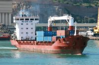 Судно с украинским экипажем потерпело крушение у берегов Греции