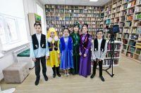 После обновления открылась одна из старейших библиотек Оренбуржья.
