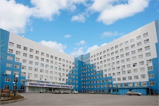 В тюменскую ОКБ №2 поступило новое медицинское оборудование
