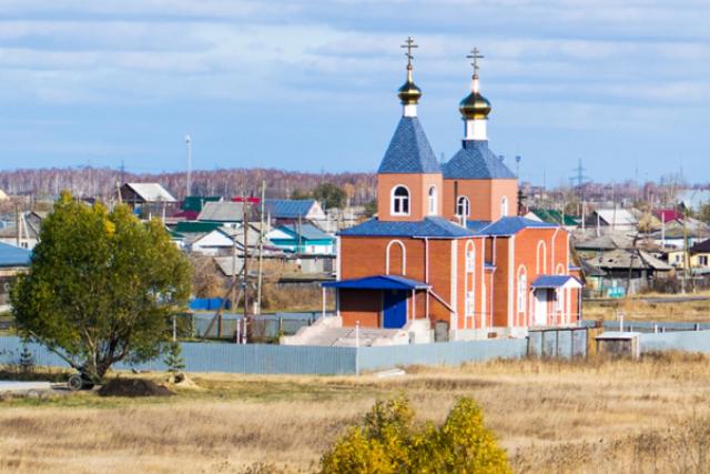 Лебяжье  - старинный посёлок, выросший из оборонительного форпоста.