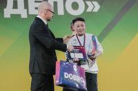 Ямальского школьника наградили за спасение утопающего