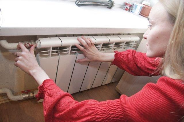 От холода страда¬ют не только в жилых домах, но и в социальных учреждениях.