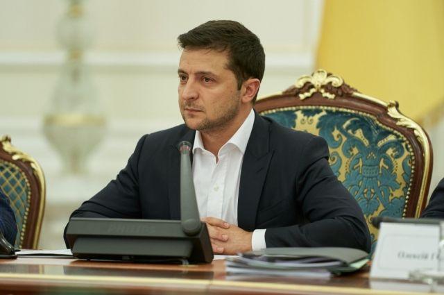 Зеленский прокомментировал трагедию в Одессе