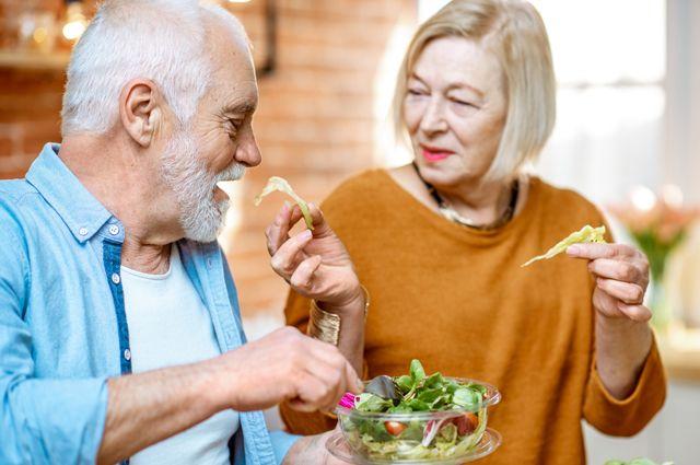 Главное в еде – умеренность!