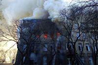 Масштабный пожар в Одессе: названы имена 28 пострадавших