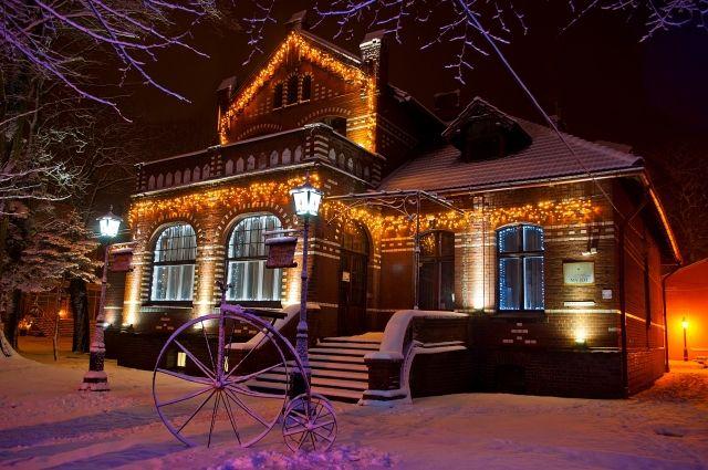 В Зеленоградске за лучшее украшение дома и офиса можно получить деньги