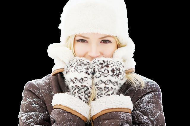 Медики советуют не выходить на мороз, если вы голодны.