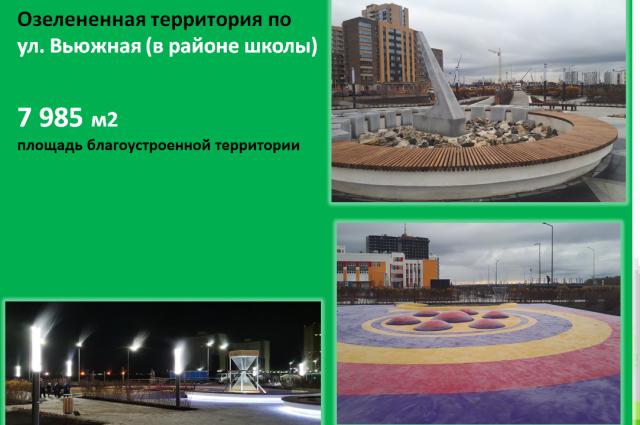 Тюменцы в 2019 году привели в порядок семь скверов и «зеленых уголков»