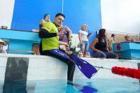 Евгений Дюдюкин занимается парадайвингом уже четвертый год