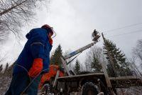 Энергетики приложили максимум усилий, чтобы подготовить сети к зиме.