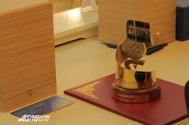 Семь предприятий стали обладателями золотого знака «Лидер экономики Оренбуржья», восемь – серебряного, ещё два  получили бронзовые награды.