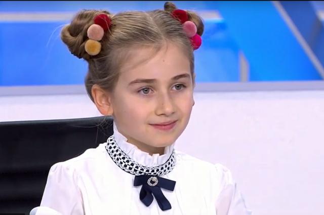 Ведущая телеканала «Карусель» Анна Тадыщенко