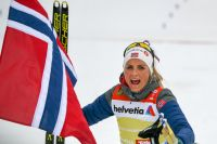 Норвежка Тереза Йохауг сама признавалась, что принимает допинг для «лечения заболевания», которого у нее нет.