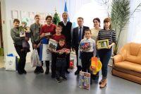 Многодетным семьям из села Упорово окажут финансовую помощь