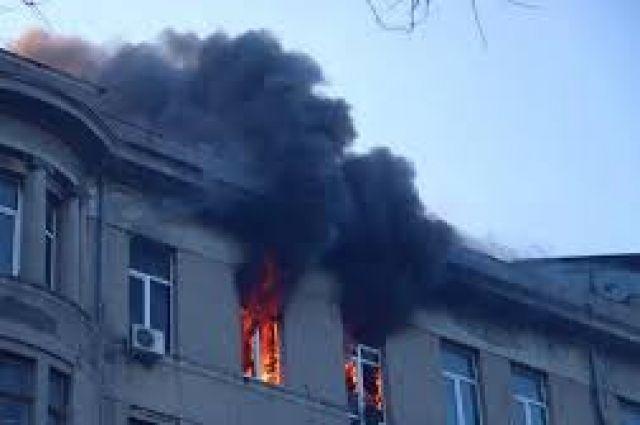 Пожар в Одессе: МВД инициирует ответственность за пожарную безопасность