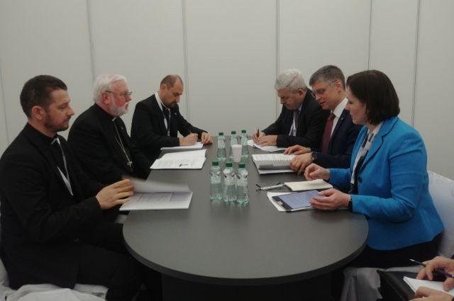 Украина и Ватикан договорились об активизации сотрудничества: подробности