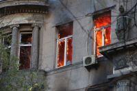 Пожар в Одессе: 30 человек пострадали, Судьба 14 человек неизвестна