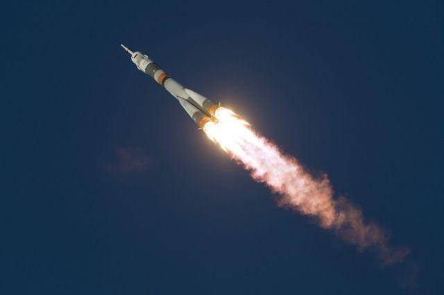Возле Тобольска может упасть ступень ракеты