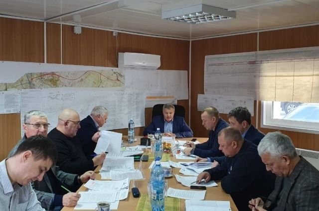 По поручению губернатора Вячеслав Телегин провел очередное выездное совещание.