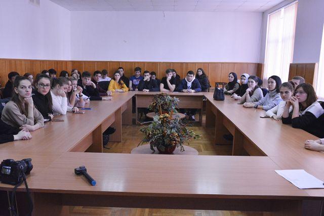 В МГТУ прошла презентация деятельности «Молодежки ОНФ»
