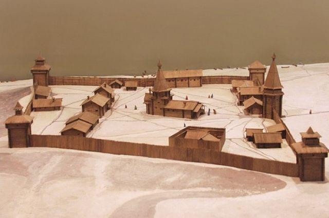 300 казаков заложили будущий миллионный город.