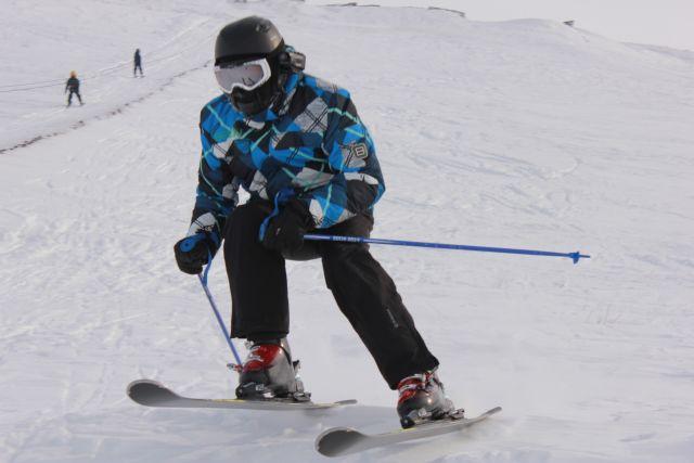 В Кувандыке открывается горнолыжный сезон.
