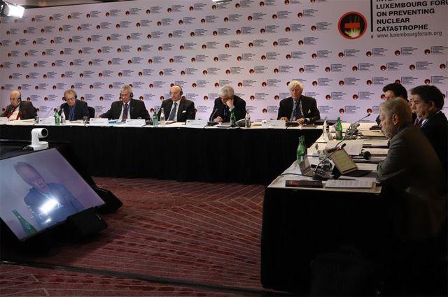 Заседание Наблюдательного совета Люксембургского форума, 4-5 декабря 2019 года.