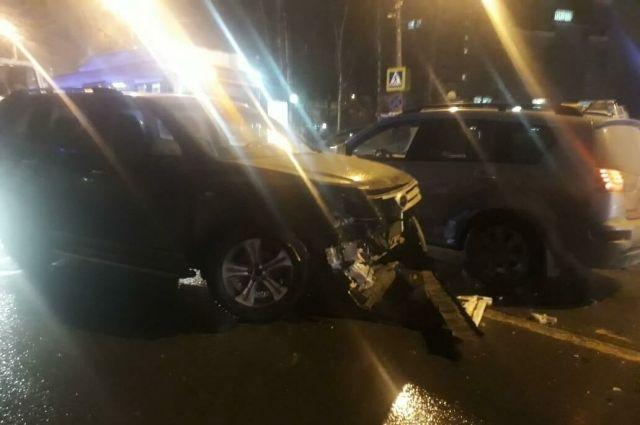 В ДТП в Нижнем Новгороде погибла мама одной из школьниц