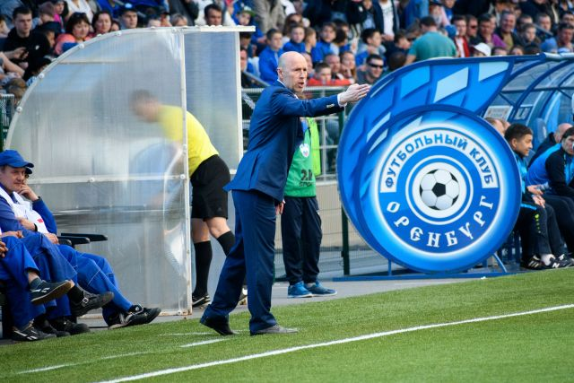 Главный тренер «Оренбурга» Владимир Федотов покидает клуб.