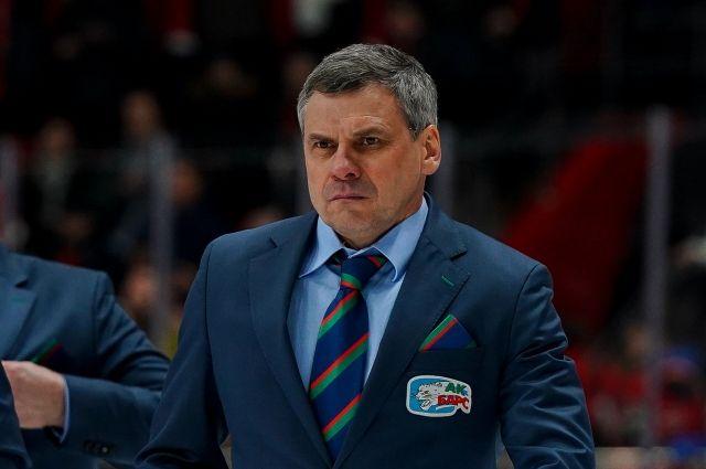 Главный тренер казанского клуба взял вину за поражение на себя
