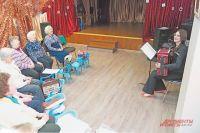 Репетирует ансамбль  вклубе «Резонанс» поадресу:  ул. Веерная, д. 12, корп. 1.