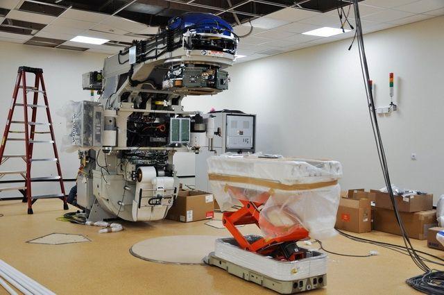 Система позволяет проводить процедуры быстрее и открывает новые возможности лечения рака