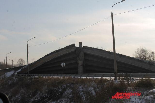 После обрушения виадука в Оренбурге в Башкирии внепланово проверят мосты.