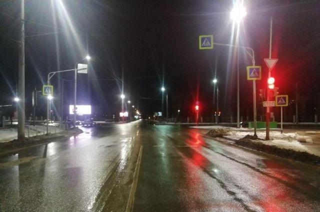 В Оренбурге установлен водитель, насмерть сбивший юношу на проспекте Победы.