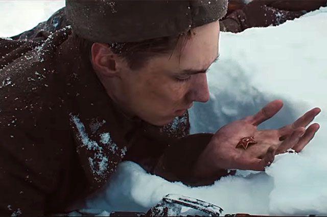 Кадр из фильма «Ржев».
