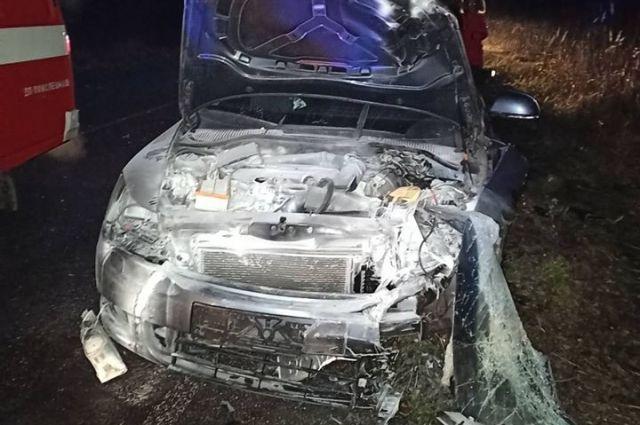 ДТП во Львовской области: один человек погиб, четверо - пострадали