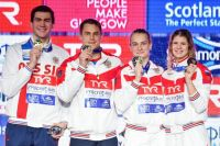 Наши спортсмены внесли весомый вклад в общекомандный успех сборной страны.