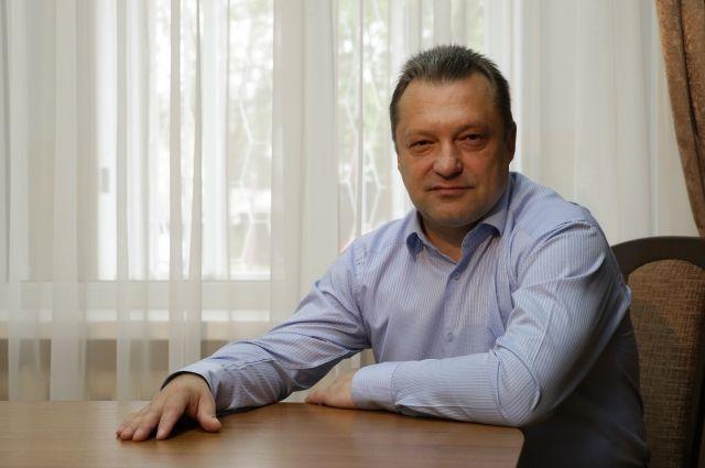 Уполномоченный по правам человека в Краснодарском крае Сергей Мышак.