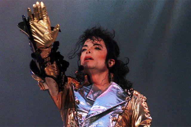Майкл Джексон был подвержен синдрому Питера Пэна
