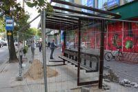В Калининграде уже заменены 27 остановочных комплексов