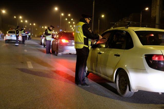17 водителей отказались от прохождения медицинского освидетельствования.