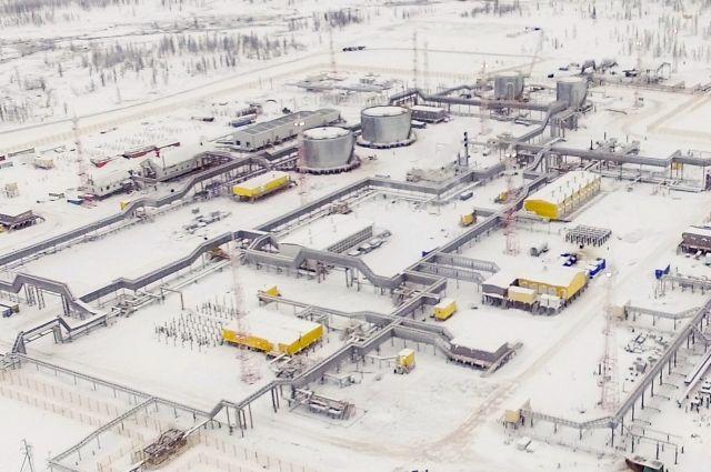 Нефть «Русского» не замерзает при минус 26