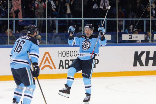 Следующая игра «Сибири» пройдет 19 декабря: наши хоккеисты встретятся в Уфе с «Салаватом Юлаевым».