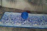 Иногда процесс вязания мастерице напоминает сборку пазлов, где она совмещает отдельные детали в целую картину.