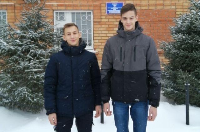 В Оренбургской области подростки задержали подозреваемого в грабеже.