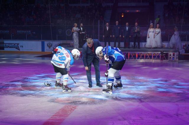 Впервые в истории наш регион принимал финал Всероссийских соревнований среди юных хоккеистов «Золотая шайба».