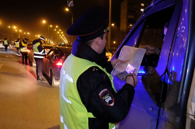 Медицинское освидетельствование подтвердило, что водитель пьян.