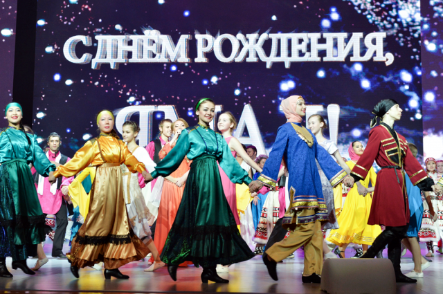 Ямало-Ненецкий автономный округ отмечает 89-летие